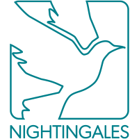 Nightingale-House-Hospicce-North-Wales-Wrexham-Nightingales-Cafe-Shop-Logo-Teal