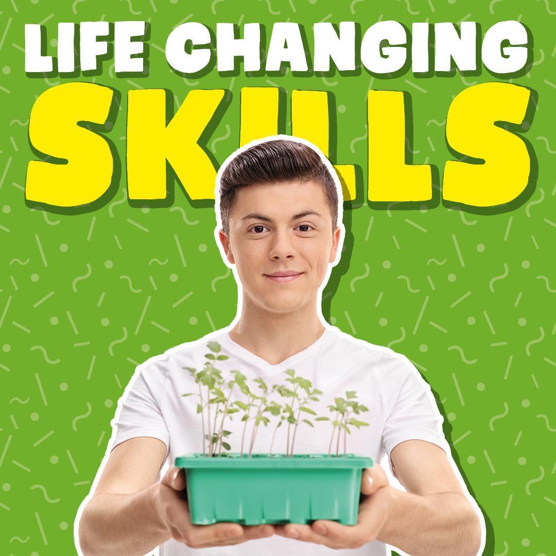 Life changing skills
